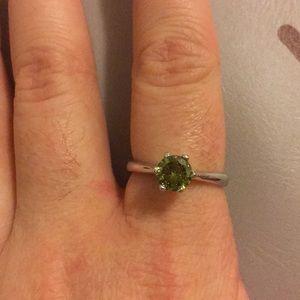 lovely green ring